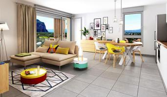 Voreppe programme immobilier neuve « Eden Roc »  (2)