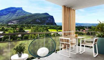 Voreppe programme immobilier neuve « Eden Roc »  (3)