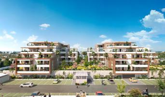 Nîmes programme immobilier neuve « Les Jardins de la Moneda »