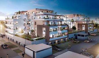 Nîmes programme immobilier neuve « Les Jardins de la Moneda »  (2)