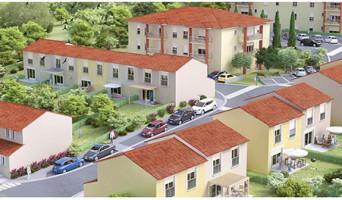 Lévignac programme immobilier neuf « Les Jardins de Bouconne »