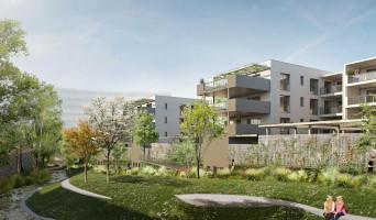 Chamalières programme immobilier rénové « Les Jardins de la Tiretaine » en loi pinel