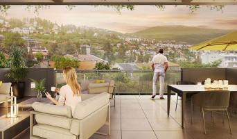 Chamalières programme immobilier neuve « Les Jardins de la Tiretaine » en Loi Pinel  (2)