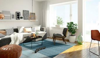 Chamalières programme immobilier neuve « Les Jardins de la Tiretaine » en Loi Pinel  (3)