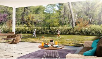 Toulon programme immobilier neuve « Château Rose »  (2)
