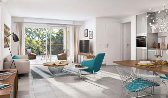 Toulon programme immobilier neuve « Château Rose »  (3)