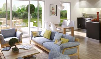 Saint-Jean-de-Braye programme immobilier neuve « Edène »  (3)