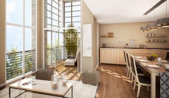 Nice programme immobilier neuve « Esprit Saint-Roch »  (2)