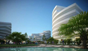 Agde programme immobilier rénové « Iconic » en loi pinel