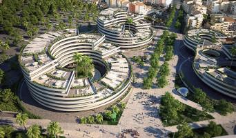 Agde programme immobilier neuve « Iconic » en Loi Pinel  (2)
