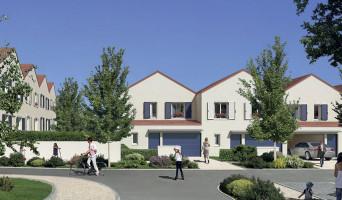 Vaujours programme immobilier neuve « L'Estrée »