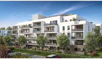 Toulouse programme immobilier neuve « Hoya & Clivia »