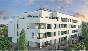 Toulouse programme immobilier neuve « Hoya & Clivia »  (2)