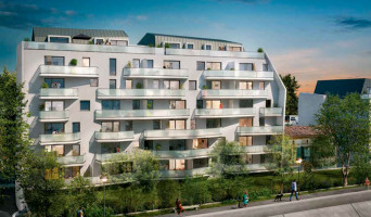 Toulouse programme immobilier neuve « Côté Garonne » en Loi Pinel  (2)