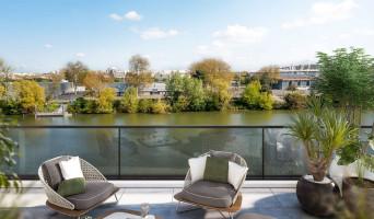 Toulouse programme immobilier neuve « Côté Garonne » en Loi Pinel  (3)
