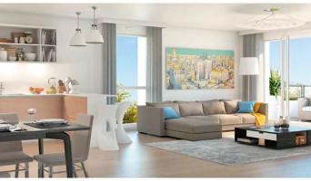 Toulouse programme immobilier neuve « Côté Garonne » en Loi Pinel  (4)
