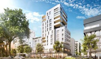 Rouen programme immobilier rénové « CitySeine » en loi pinel