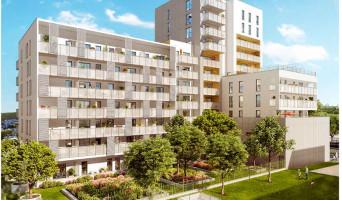 Rouen programme immobilier neuve « CitySeine »  (2)
