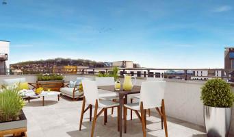 Rouen programme immobilier neuve « CitySeine »  (3)