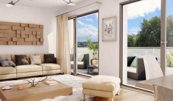 Rouen programme immobilier neuve « CitySeine »  (4)
