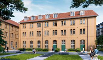 Metz programme immobilier neuf « La Place de la Manufacture »