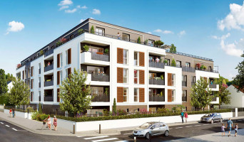 Athis-Mons programme immobilier neuve « Programme immobilier n°212922 »