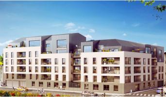 Reims programme immobilier neuve « La Passerelle »