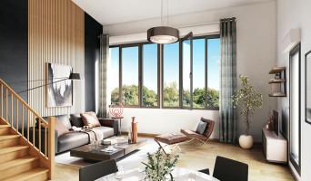 Reims programme immobilier neuve « La Passerelle »  (2)