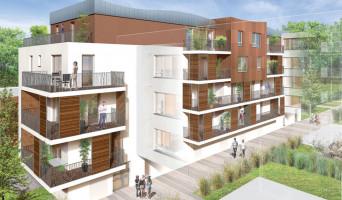 Strasbourg programme immobilier neuve « Les Terrasses du Lac »
