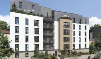 Nantes programme immobilier neuve « Programme immobilier n°212935 » en Loi Pinel  (2)