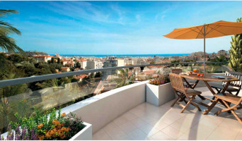 Nice programme immobilier neuve « Nice View »
