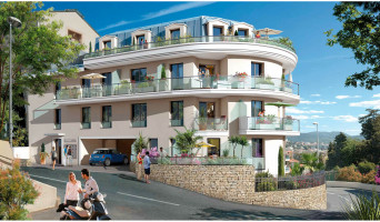 Nice programme immobilier neuve « Nice View »  (2)
