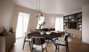 Nice programme immobilier neuve « Nice View »  (5)
