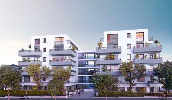 Nantes programme immobilier neuve « L'Avenue »