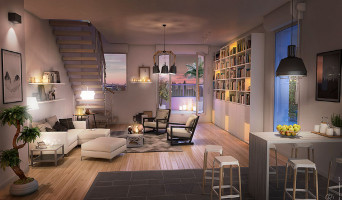 Nantes programme immobilier neuve « L'Avenue »  (2)