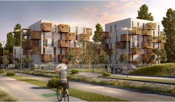 Lormont programme immobilier neuve « Les Parisiennes »