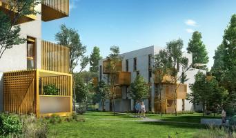 Lormont programme immobilier neuve « Les Parisiennes »  (2)