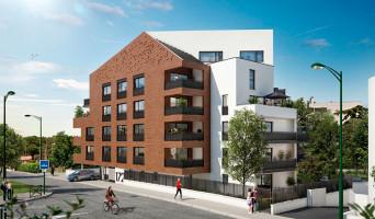 Toulouse programme immobilier neuve « Plaza Garonne »