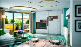 Toulouse programme immobilier neuve « Plaza Garonne »  (2)
