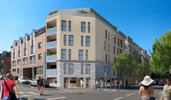 Amiens programme immobilier neuf « Les Ecuyers – Bâtiments A & B » en Loi Pinel