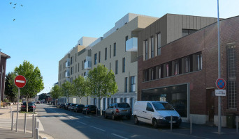 Amiens programme immobilier neuve « Les Ecuyers – Bâtiments A & B » en Loi Pinel  (2)