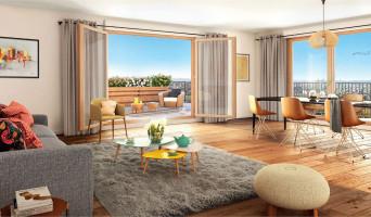 Noisy-le-Grand programme immobilier neuve « Noisy en L'Ile »  (5)
