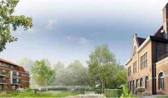 Bousbecque programme immobilier neuve « Le Manoir de La Lys »  (2)