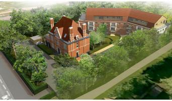 Bousbecque programme immobilier neuve « Le Manoir de La Lys »  (3)