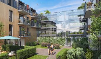 Chantilly programme immobilier neuve « Greenhouse »