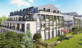 Chantilly programme immobilier neuve « Greenhouse »  (2)