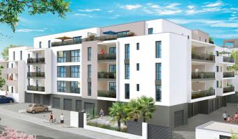 Perpignan programme immobilier neuve « L'Apostrophe »