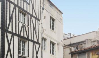 La Rochelle programme immobilier rénové « Cour du Temple » en loi pinel