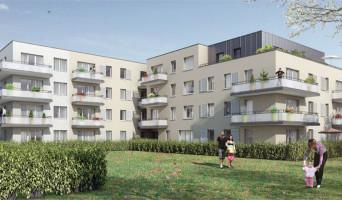 Saint-Léger-du-Bourg-Denis programme immobilier neuve « Les Rives du Parc »