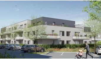 Saint-Léger-du-Bourg-Denis programme immobilier neuve « Les Rives du Parc »  (2)